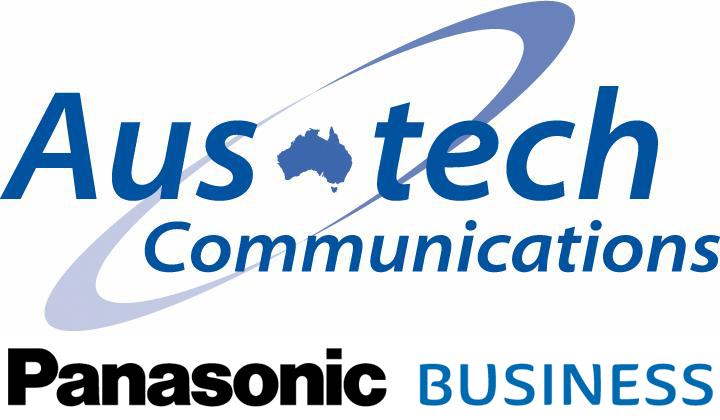 AusTech-Panasonic-Logo